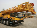 QY70K-I XCMG Truck Crane / XCMG Mobile Crane Heavy Construction Machinery